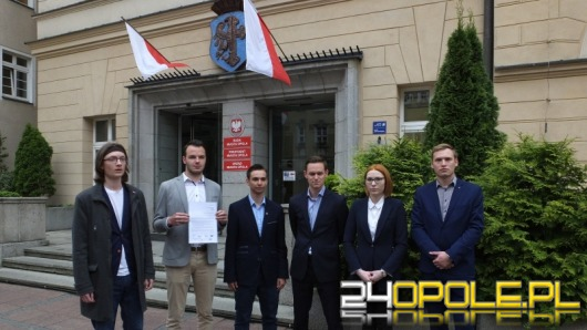 Opolskie młodzieżówki solidarnie przeciwko słowom Marcina Ociepy