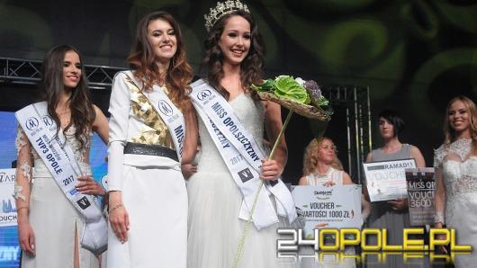 Kamila Świerc została Miss Opolszczyzny 2017