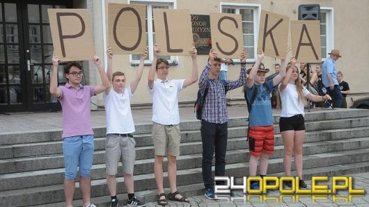 Pokazali czym dla nich jest wolność. Opolska młodzież świętowała 4 czerwca 1989