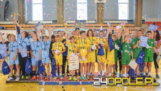 Uczniowie z Grodkowa zwycięzcami Mini Handball Ligi 2017!