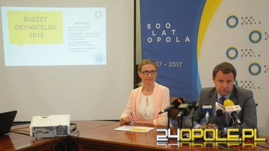 """Budżet Obywatelski 2018 po nowemu. """"Ma być uczciwiej""""."""