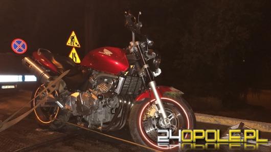 Tragiczny wypadek motocyklisty pod Głubczycami
