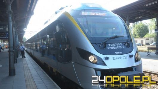 Jest ponad miliard złotych na przebudowę linii kolejowej Kluczbork-Wrocław