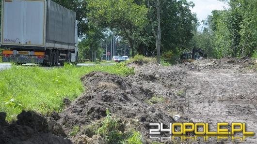 Ruszyła budowa ścieżki rowerowej przy ul. Częstochowskiej