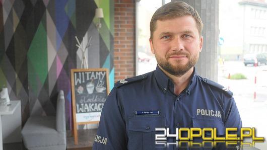 """Dariusz Świątczak - policja w akcji przeciwko oszustom """"na wnuczka"""""""