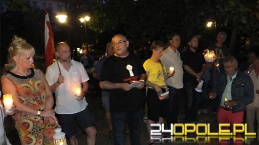 Płk. Mazguła w Opolu: PiS nie może niszczyć demokracji, która go wybrała!