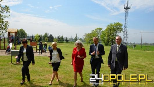 Kilkaset tysięcy złotych na boiska w gminie Niemodlin