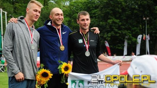 Lekkoatleci z Opola z medalami na Mistrzostwach Polski