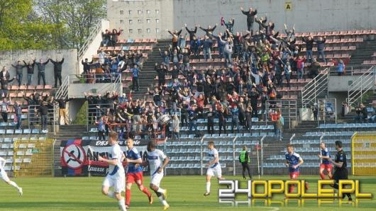 W sobotę Odra Opole rozpocznie grę w I lidze