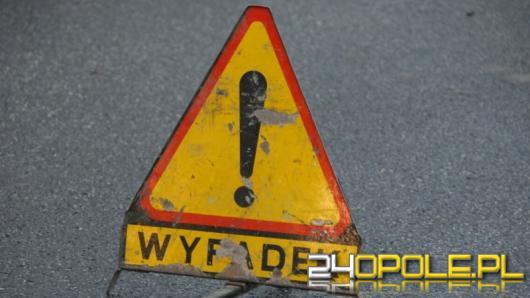 KMP Opole poszukuje świadków wypadku w Niemodlinie