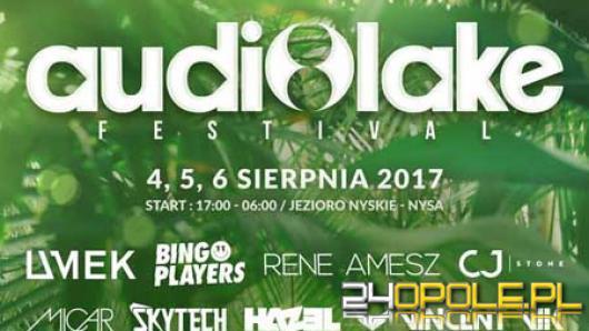 Wygraj bilety na Audiolake Festival-WYNIKI