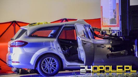 Śmiertelny wypadek na 231 km A4. Nie żyje mężczyzna