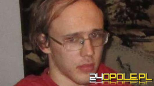 Policjanci poszukują zaginionego Adama Wojciechowskiego