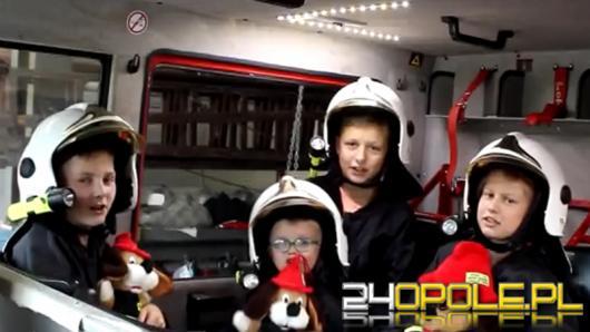 Wesprzyj swoim głosem młodych strażaków z OSP Domecko!