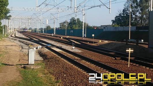 Spore opóźnienia na trasie kolejowej Opole-Wrocław