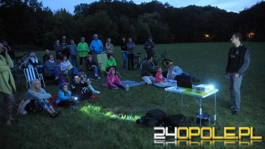 Dziesiątki osób na Opolskiej Nocy Przyrodników 2017
