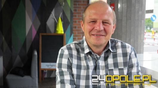Jacek Szopiński - w Opolu jest klimat dla hokeja