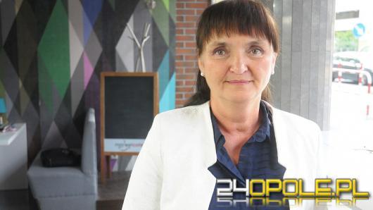"""Ewa Janiuk - projektem """"Rodzimy w Opolskim"""" odciążamy ciążę"""
