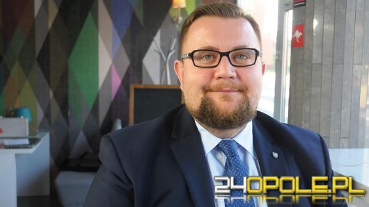 Szymon Ogłaza - o inwestycjach drogowych, kolejowych i o ...festiwalu