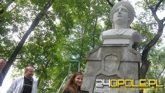 Opolska Junona powróciła do Parku Nadodrzańskiego