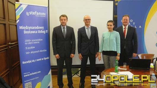 Będzie praca nawet dla 100 osób. Kolejna firma otwiera biuro w Opolu.