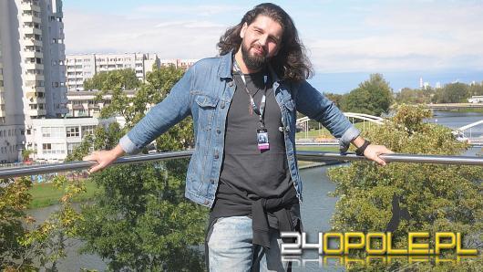 Szymon Pejski - nigdy wcześniej nie byłem w Opolu