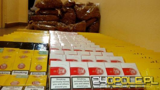 45-latka miała w domu kilkanaście tysięcy nielegalnych papierosów