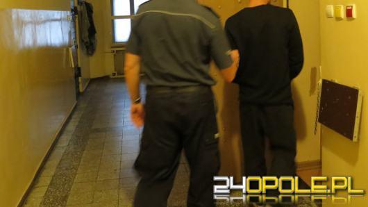 Podejrzani o rozbój aresztowani