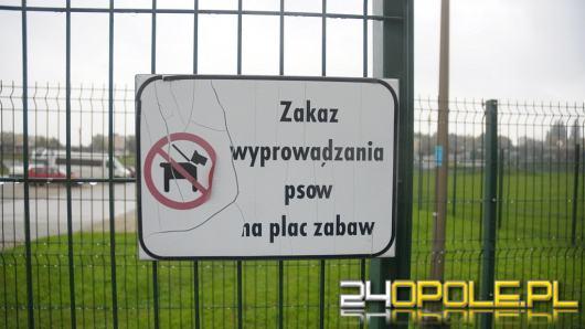 Zakaz wstępu z psem. Zgodny, czy niezgodny z prawem?