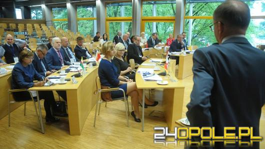 W Opolu trwa Konwent Przewodniczących Sejmików Województw