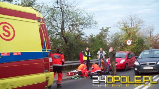 Tragiczne potrącenie na przejściu dla pieszych na ul. Armii Krajowej