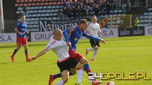 Odra Opole przegrała mecz na wyjeździe