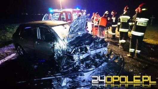 Bez prawa jazdy, badań technicznych i ubezpieczenia doprowadził do wypadku. Nie żyje 18 latka