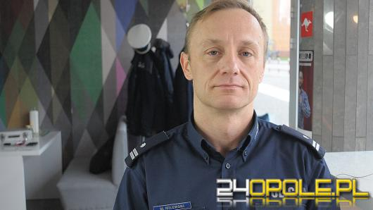 """Podinspektor Maciej Milewski - rusza policyjna akcja """"Znicz"""""""