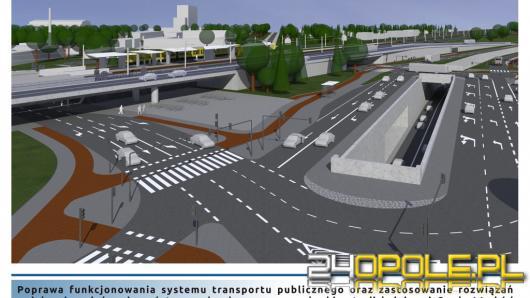 Przebudowa skrzyżowania Oleskiej i Bohaterów Monte Cassino już w przyszłym roku