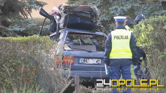 Policjanci poszukują świadków zdarzenia drogowego z Dobrzenia Wielkiego.