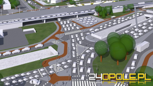 Partia Razem krytykuje plany przebudowy skrzyżowania na Oleskiej