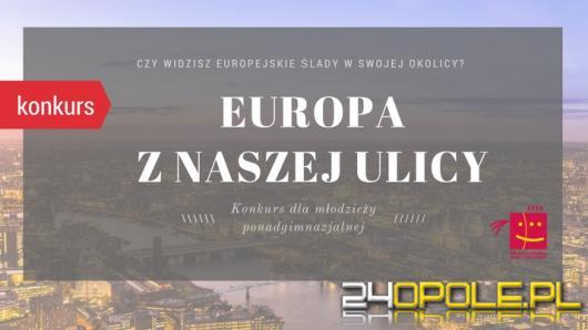 Poszukaj europejskich śladów w swojej okolicy i wygraj wyjazd do Brukseli