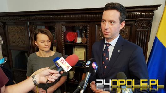 """Marcin Ociepa: """"Melduję wykonanie zadania"""""""