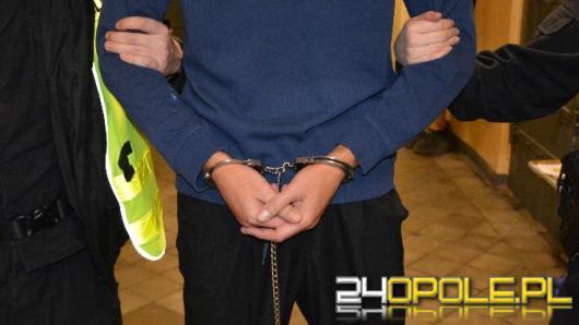 Poszukiwanymi 3 listami gończymi wpadł w policyjną zasadzkę