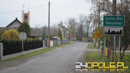 Mieszkańcy Suchego Boru nie chcą masztu telekomunikacyjnego