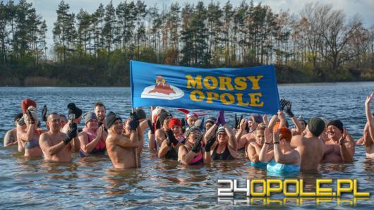 W zdrowym ciele, zdrowy duch - Morsy Opole rozpoczęły sezon