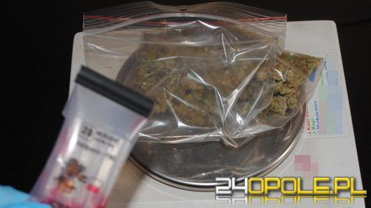 W mieszkaniu 30 latka policjanci znaleźli 120 gramów narkotyków