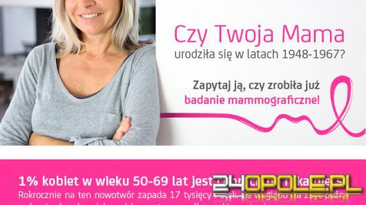 Lux Med zaprasza na bezpłatne badanie mammograficzne
