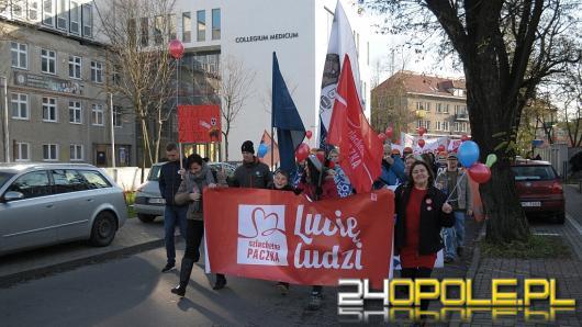 Marsz Szlachetnej Paczki przeszedł ulicami Opola