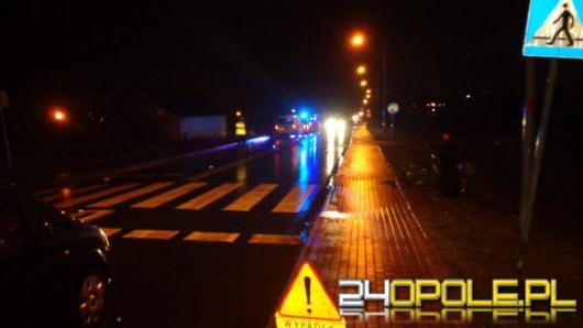 12 latek potrącony przez samochód, policja bada sprawę