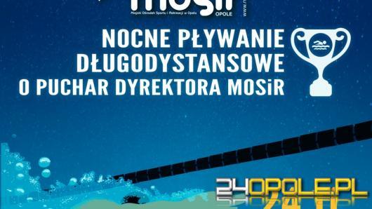 """Już jutro pływacy zmierzą się podczas """"Nocnego Pływania"""" w Opolu"""