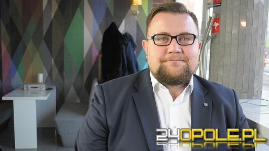 Szymon Ogłaza - mamy dobrego kandydata na prezydenta Opola