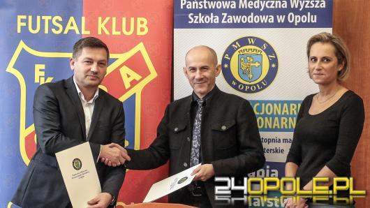 """FK Odra Opole z nowym """"kontraktem"""""""