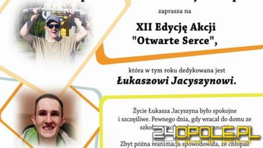 Sparaliżowany w wypadku Łukasz Jacyszyn marzy o studiach. Dajmy mu szansę.